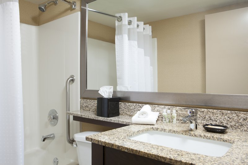 Holiday Inn Hotel & Suites Des Moines-Northwest-Guest Bathroom<br/>Image from Leonardo