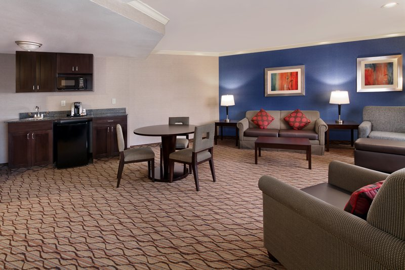 Holiday Inn Express Port Hueneme-King Bed Two-Room Suite<br/>Image from Leonardo