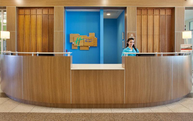 Holiday Inn Resort Pensacola Beach Gulf Front-Front Desk<br/>Image from Leonardo