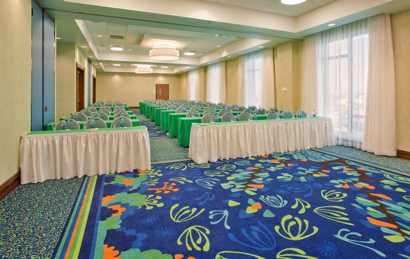 Holiday Inn Resort Pensacola Beach Gulf Front-Gulf front conference rooms enjoy a 3000 sq ft Gulf view terrace<br/>Image from Leonardo