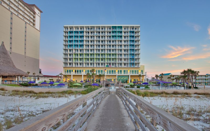 Holiday Inn Resort Pensacola Beach Gulf Front-Take in the sugar-white sand at the beautiful Pensacola beaches<br/>Image from Leonardo