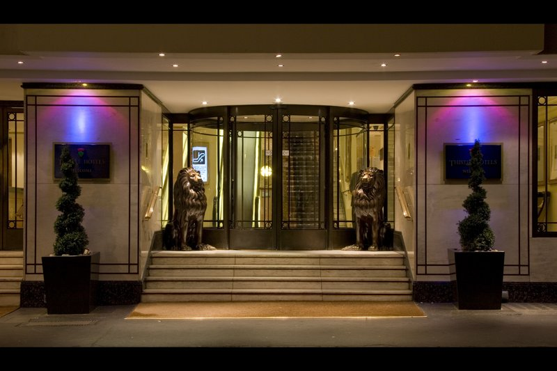 AMBA Hotel Marble Arch-Marble Arch Exterior<br/>Image from Leonardo