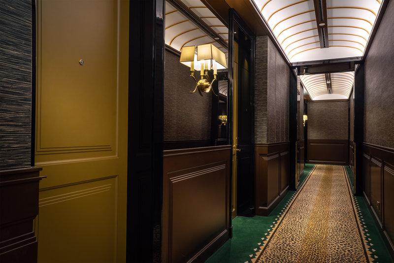 Maison Albar Le Monumental Palace-Corridors<br/>Image from Leonardo