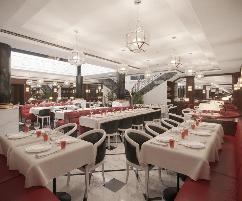 Maison Albar Le Monumental Palace-Gastronomic restaurant<br/>Image from Leonardo