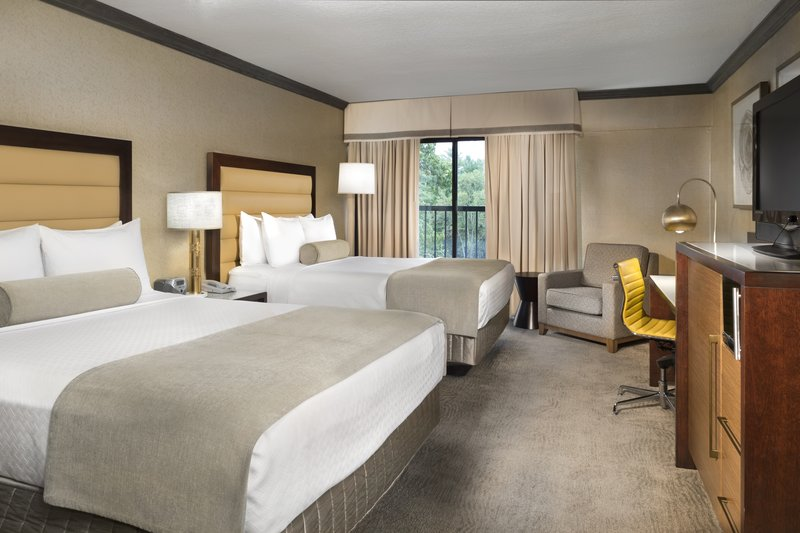 Crowne Plaza Resort Asheville-After a long day, take some time to put your feet up and relax<br/>Image from Leonardo