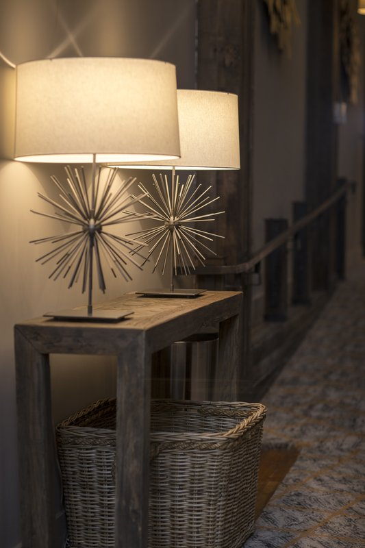 Crowne Plaza Resort Asheville-A rustic chic look can be found all over the Crowne Plaza<br/>Image from Leonardo