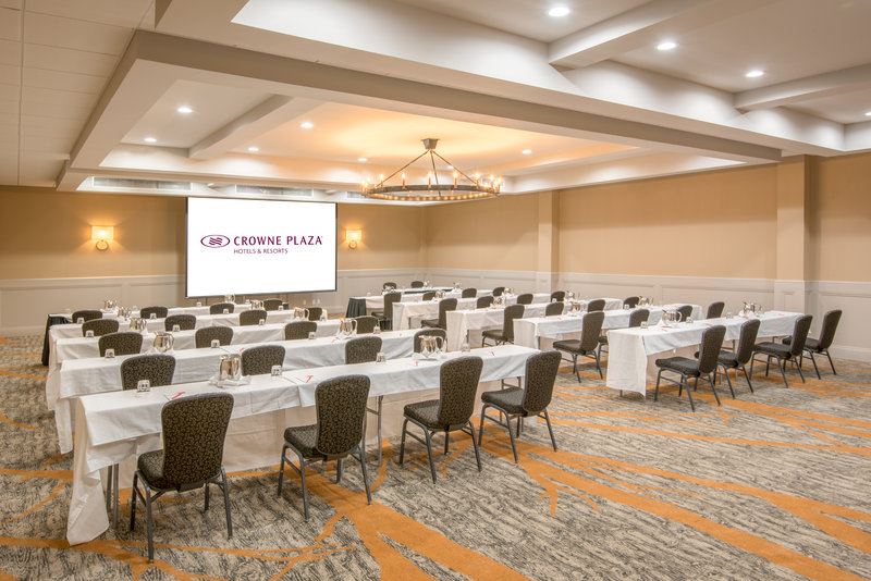 Crowne Plaza Resort Asheville-Mitchell Room<br/>Image from Leonardo