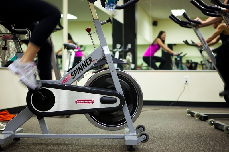 Crowne Plaza Resort Asheville-Crowne Plaza Resort's Asheville Racquet Club's Spin Class<br/>Image from Leonardo