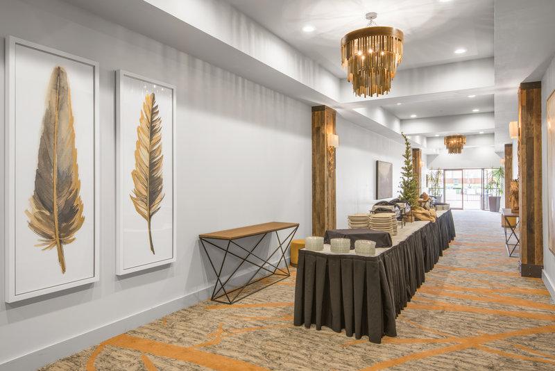 Crowne Plaza Resort Asheville-Pre-function Area<br/>Image from Leonardo