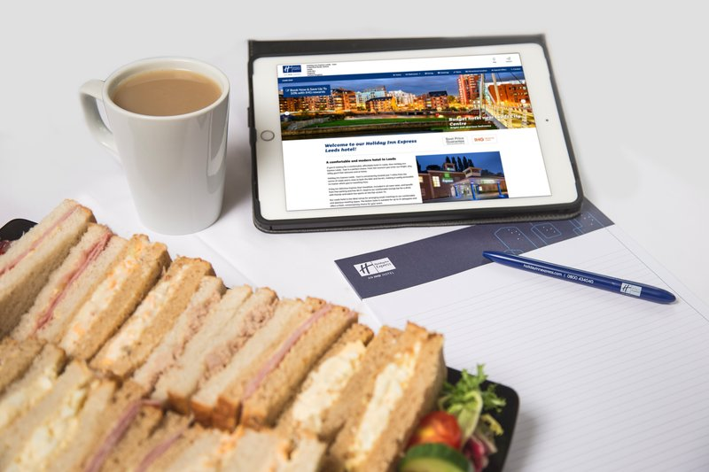 Holiday Inn Express York-Ad Hoc Meetings<br/>Image from Leonardo