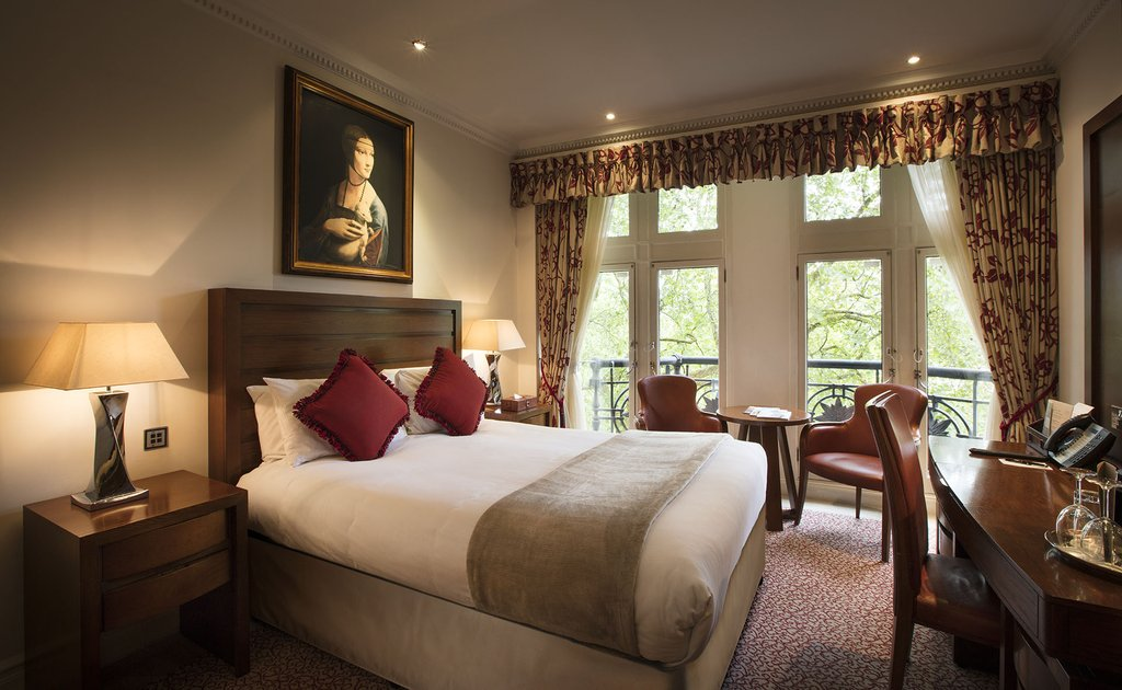 The Royal Horseguards - Deluxe Double Garden View Room <br/>Image from Leonardo