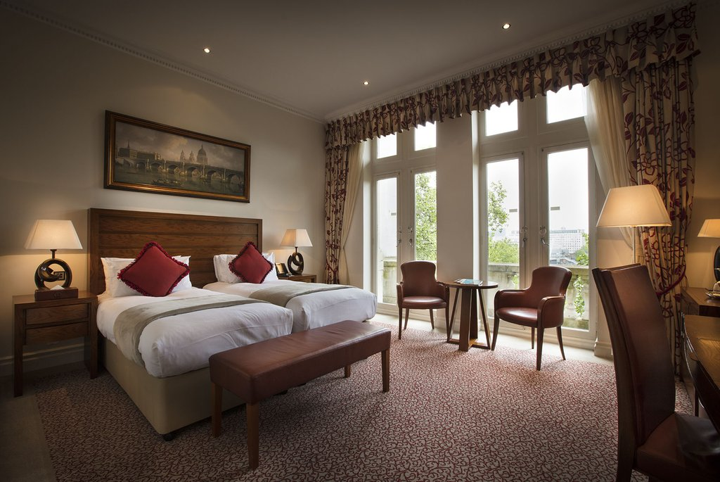 The Royal Horseguards - Guest Room <br/>Image from Leonardo