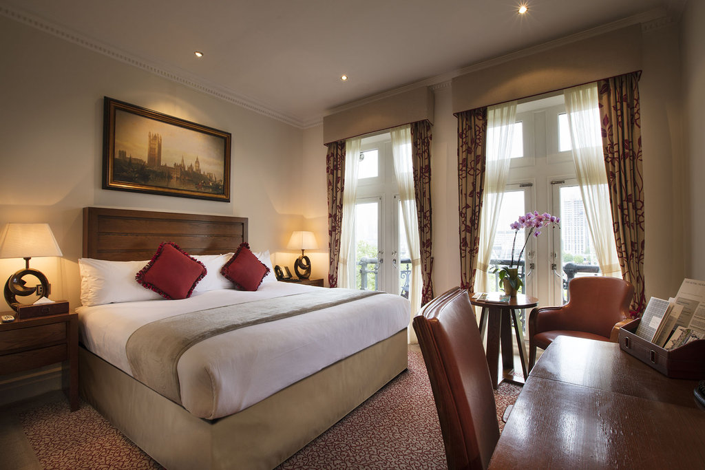 The Royal Horseguards - River View Room King <br/>Image from Leonardo