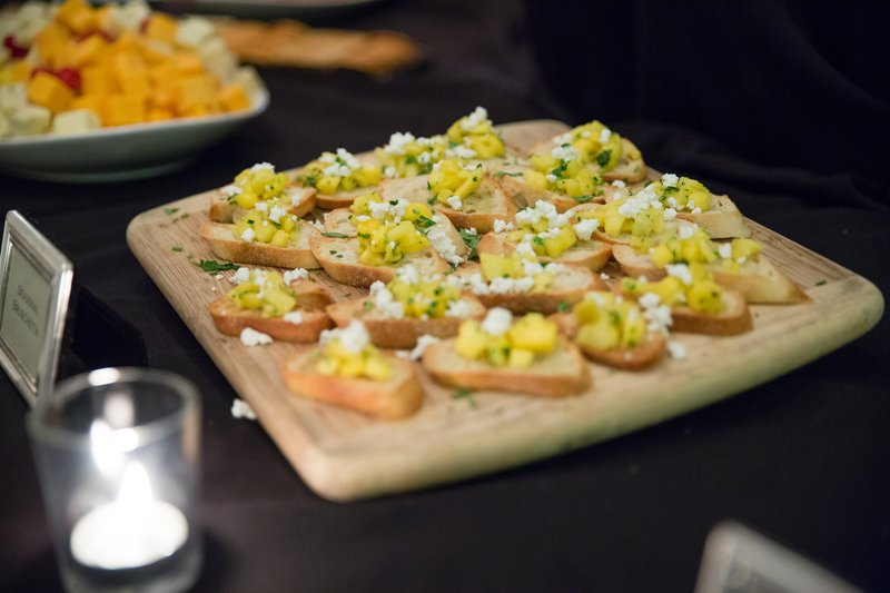 Holiday Inn Hotel & Suites Bloomington - Airport-Try our seasonal bruschetta with rotating fresh toppings<br/>Image from Leonardo