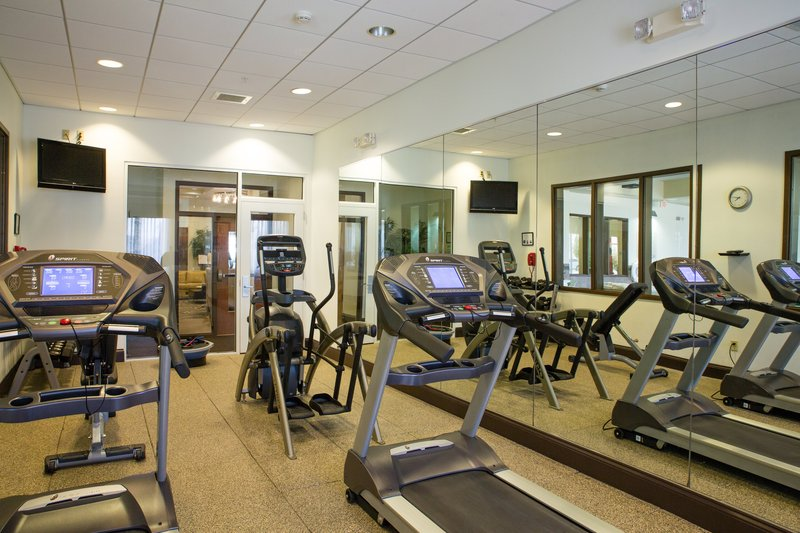 Holiday Inn Hotel & Suites Bloomington - Airport-Refreshed fitness room with cardio and strength equipment<br/>Image from Leonardo