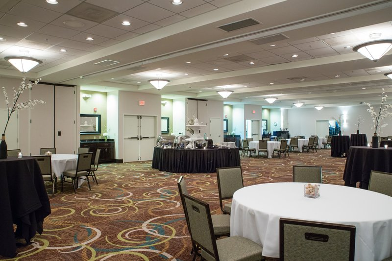 Holiday Inn Hotel & Suites Bloomington - Airport-Social setting perfect for receptions up to 250<br/>Image from Leonardo