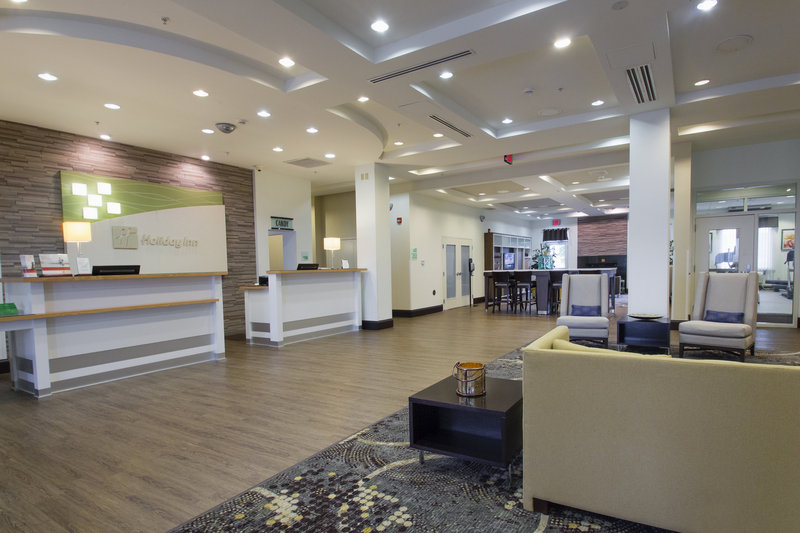 Holiday Inn Hotel & Suites Bloomington - Airport-Our focus on design was centered around our guests suggestions.<br/>Image from Leonardo