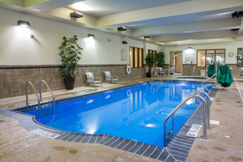 Holiday Inn Hotel & Suites Bloomington - Airport-Indoor pool maintained at 80 degrees year round<br/>Image from Leonardo