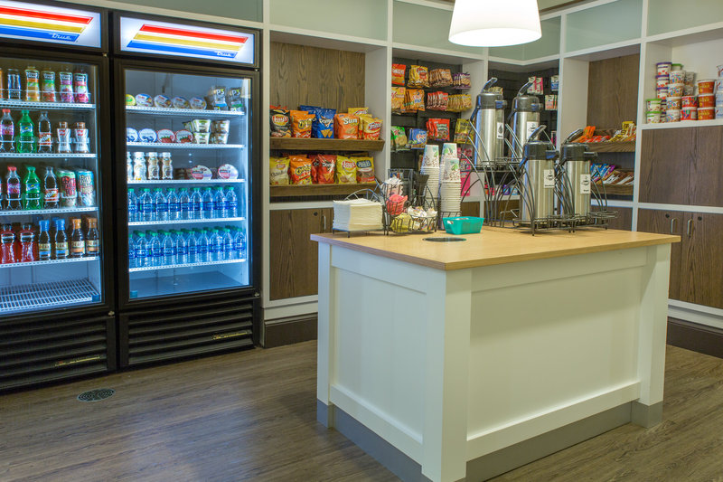 Holiday Inn Hotel & Suites Bloomington - Airport-Complimentary coffee daily and snacks for purchase<br/>Image from Leonardo