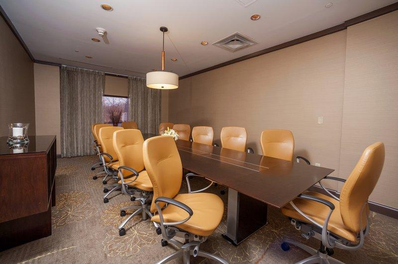 Crowne Plaza Wilmington North-Boardroom<br/>Image from Leonardo