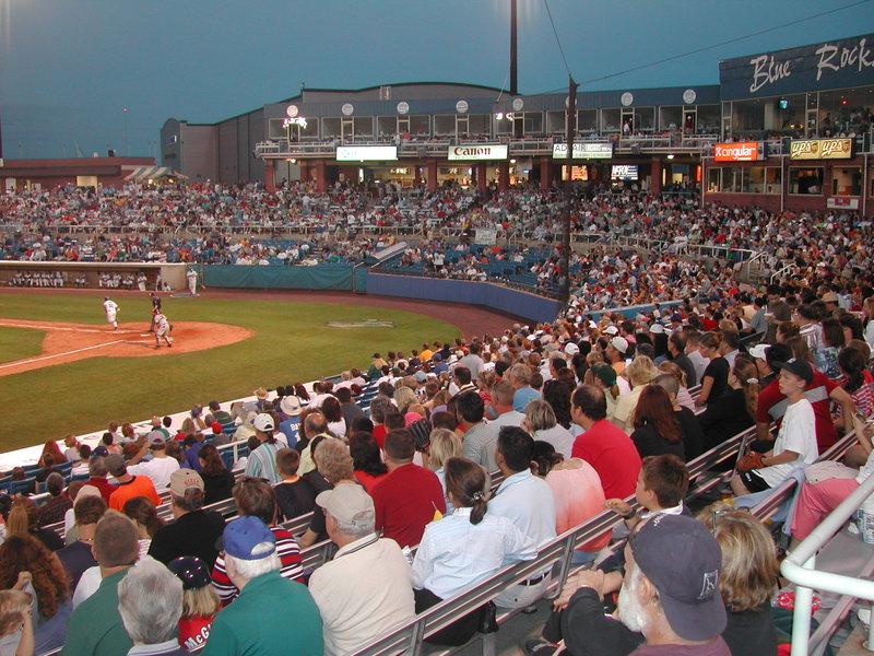 Crowne Plaza Wilmington North-Blue Rocks Stadium<br/>Image from Leonardo