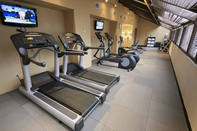 Crowne Plaza Wilmington North-Fitness Center<br/>Image from Leonardo
