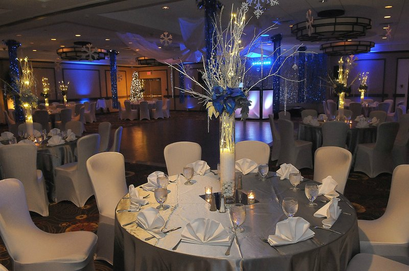 Crowne Plaza Wilmington North-Ballroom Special Events<br/>Image from Leonardo