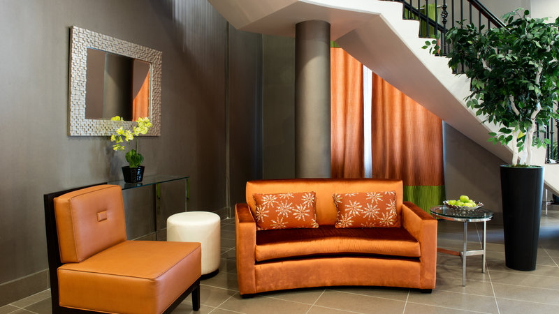 Holiday Inn Hotel & Suites Mississauga West - Meadowvale-Unwind in our  Lounge by the lobby of our Mississauga Hotel<br/>Image from Leonardo