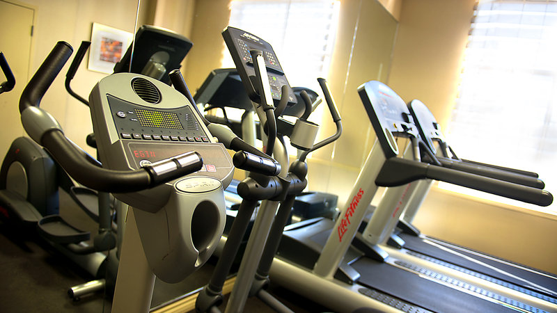 Holiday Inn Hotel & Suites Mississauga West - Meadowvale-Fitness Center at the Holiday Inn & Suites Mississauga<br/>Image from Leonardo
