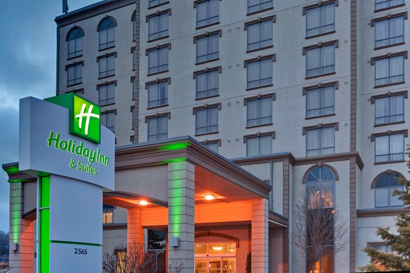 Holiday Inn Hotel & Suites Mississauga West - Meadowvale-Hotel Exterior<br/>Image from Leonardo