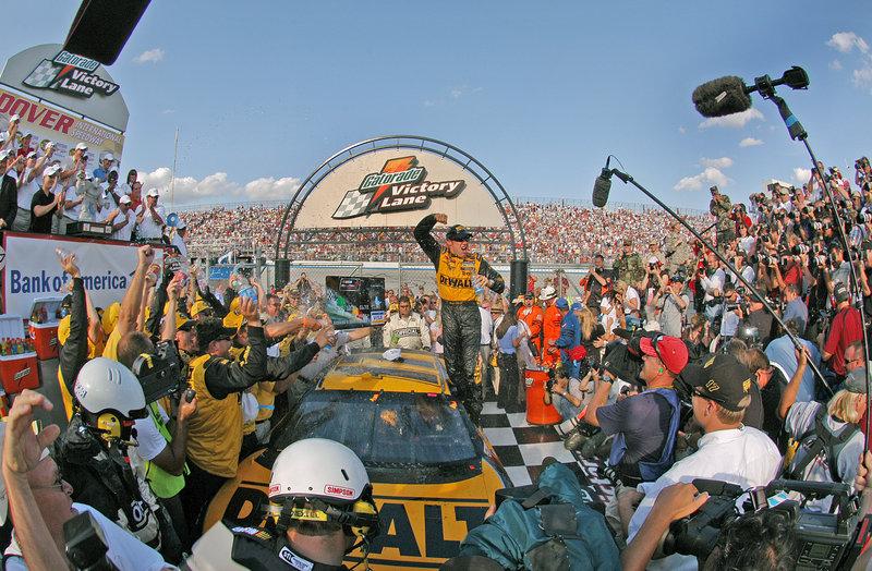 Crowne Plaza Wilmington North-Dover International Speedway<br/>Image from Leonardo