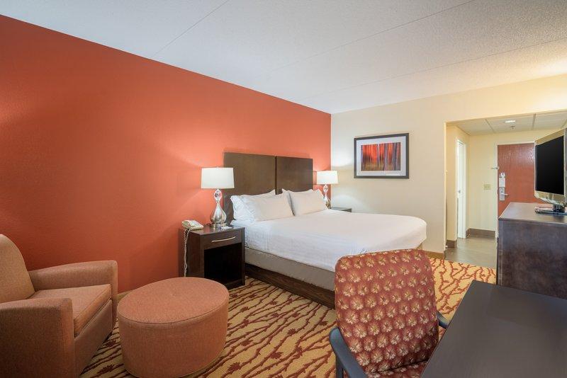 Holiday Inn Express Hanover-Guest Room<br/>Image from Leonardo