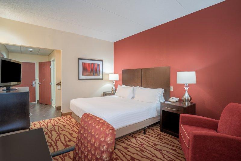 Holiday Inn Express Hanover-King Bed Handicap Accessible <br/>Image from Leonardo
