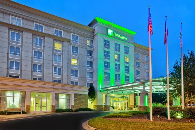 Holiday Inn Gwinnett Center-Holiday Inn Gwinnett Center Exterior<br/>Image from Leonardo