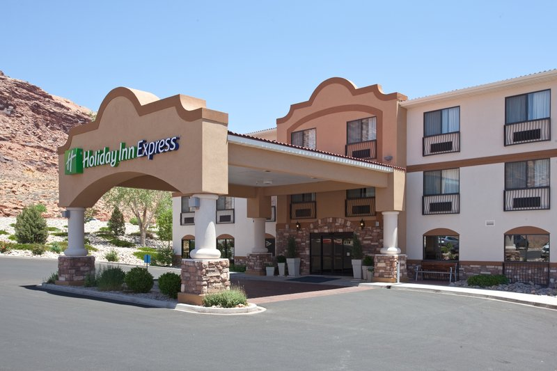 Holiday Inn Express & Suites Moab-Holiday Inn Express & Suites Moab<br/>Image from Leonardo