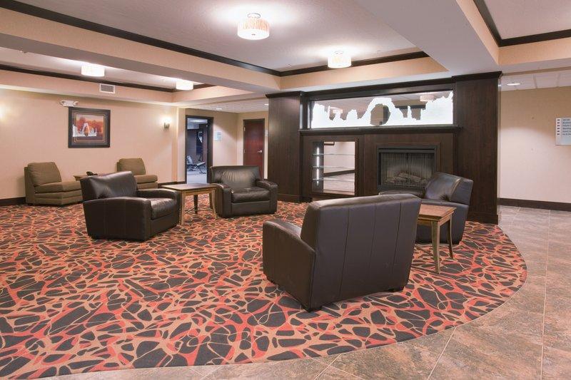 Holiday Inn Express & Suites Moab-Hotel Lobby in Holiday Inn Express and Suites Moab<br/>Image from Leonardo