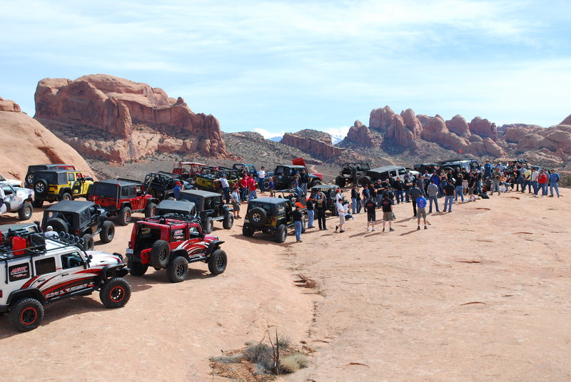 Holiday Inn Express & Suites Moab-Moab Easter Jeep Safari<br/>Image from Leonardo