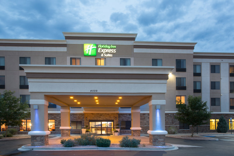 Holiday Inn Express & Suites Pueblo North-Hotel Exterior<br/>Image from Leonardo