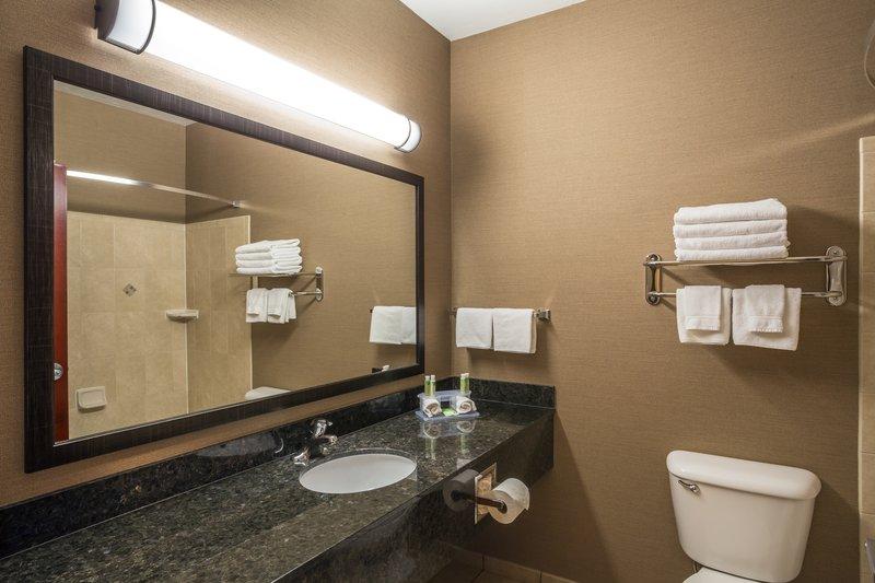 Holiday Inn Express & Suites Moab-Bathroom Amenities<br/>Image from Leonardo