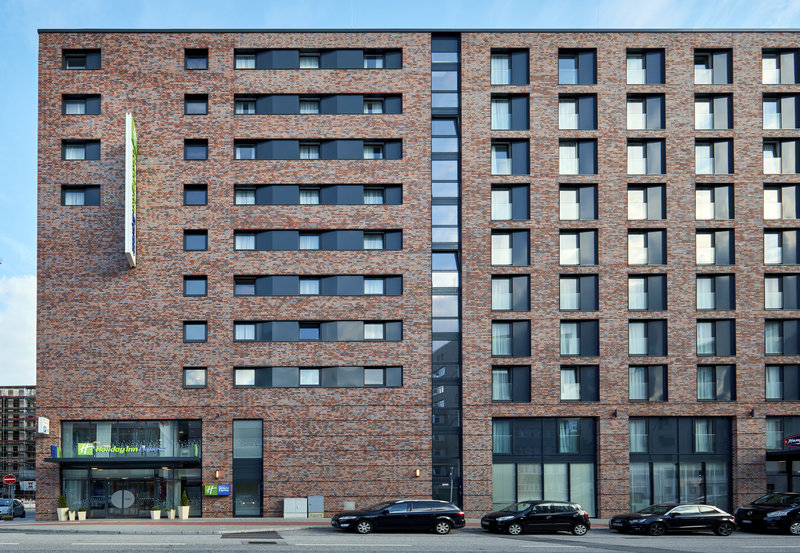Holiday Inn Express Hamburg - City Hauptbahnhof-Our conveniently placed hotel has inclusive Wi-Fi and breakfast. <br/>Image from Leonardo