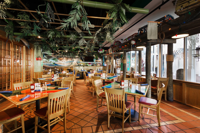 Holiday Inn & Suites Clearwater Beach S Harbour-Key West Themed Restaurant Jimmy Guana's <br/>Image from Leonardo