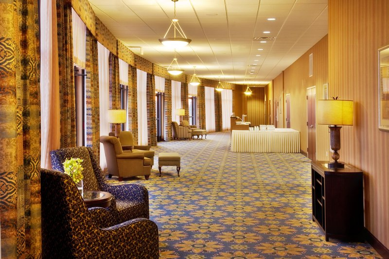 Holiday Inn Quincy East-The Pre-function Area located just outside the Ballroom.<br/>Image from Leonardo