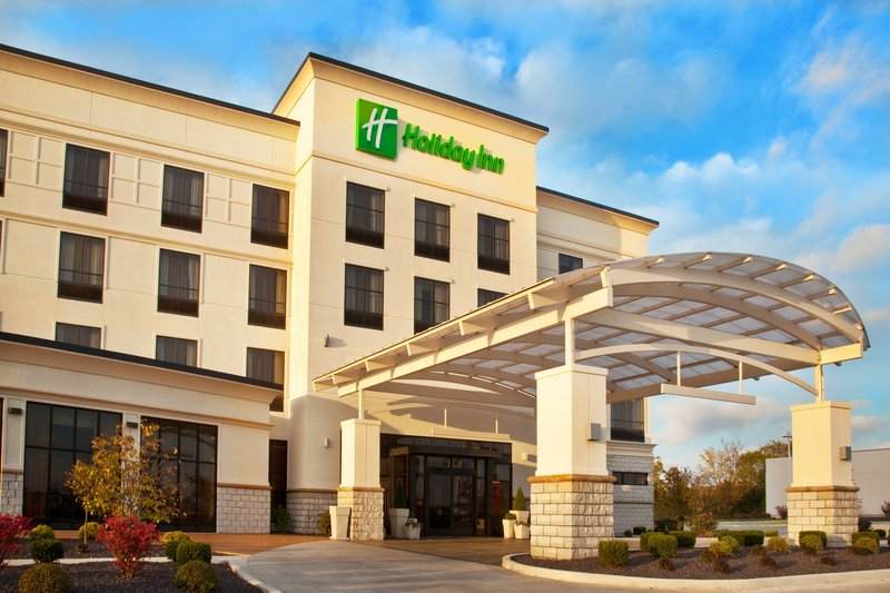Holiday Inn Quincy East-Welcome to the Holiday Inn Quincy!<br/>Image from Leonardo