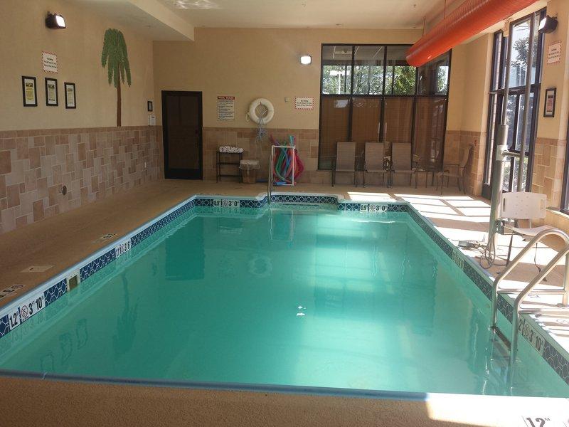 Holiday Inn Quincy East-Morning Pool Fun!!!<br/>Image from Leonardo