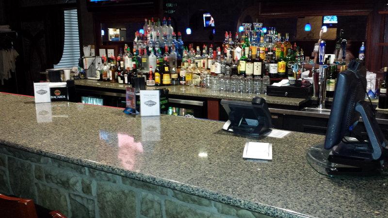 Holiday Inn Quincy East-The Tony's Too Restaurant Bar<br/>Image from Leonardo