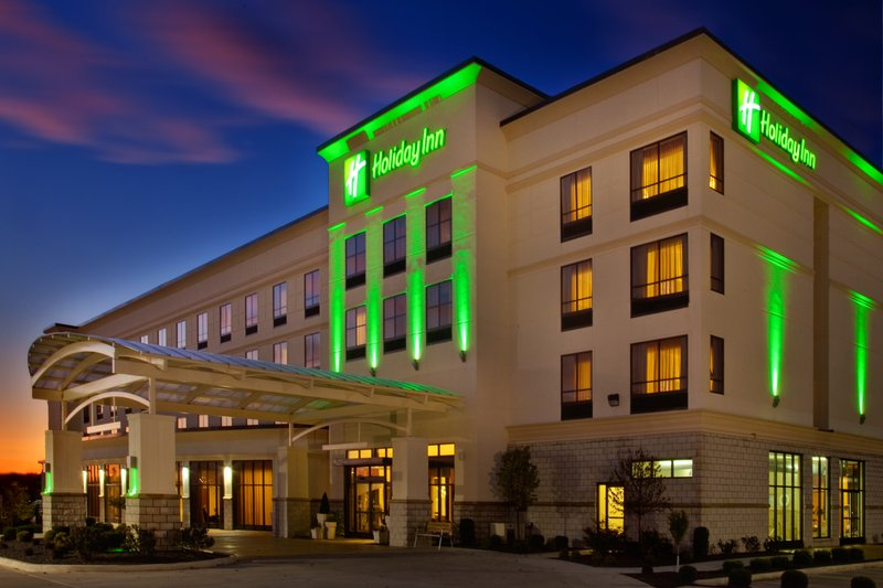 Holiday Inn Quincy East-You are welcome day or night at Holiday Inn Quincy IL<br/>Image from Leonardo