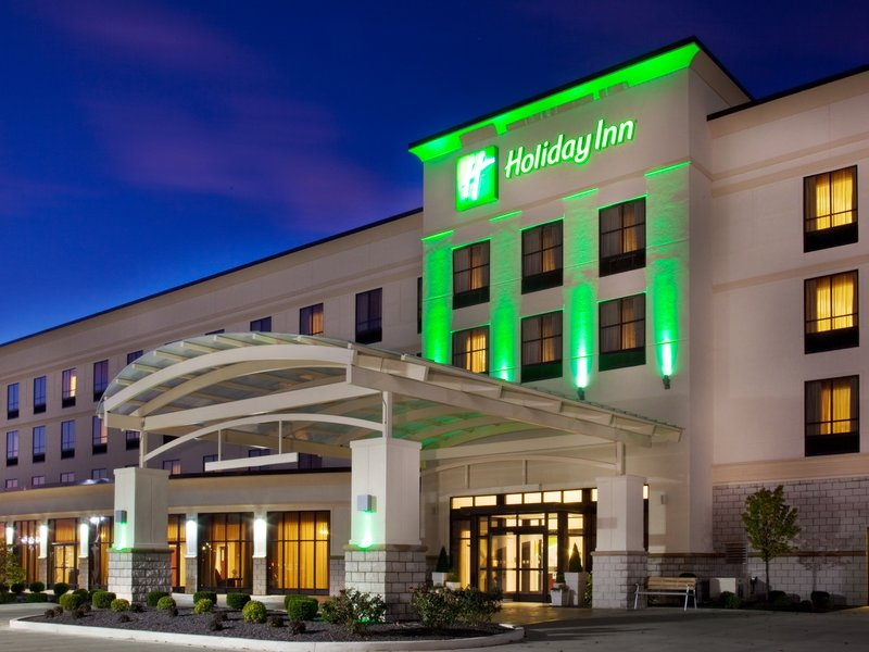 Holiday Inn Quincy East-Welcome to Holiday Inn Quincy IL<br/>Image from Leonardo