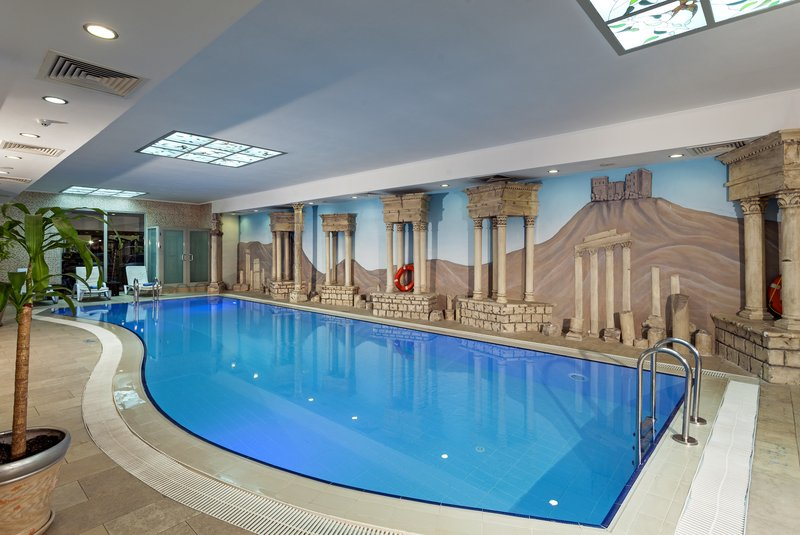 Crowne Plaza Antalya-Indoor Pool<br/>Image from Leonardo