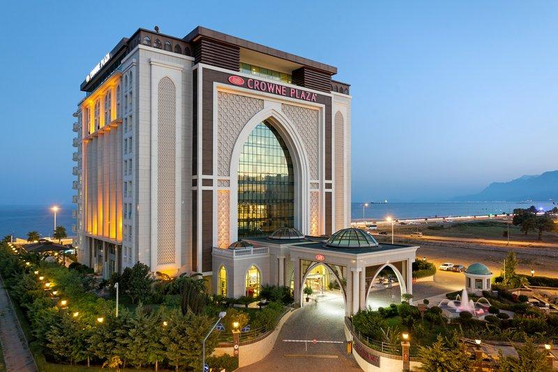 Crowne Plaza Antalya-Hotel Exterior<br/>Image from Leonardo