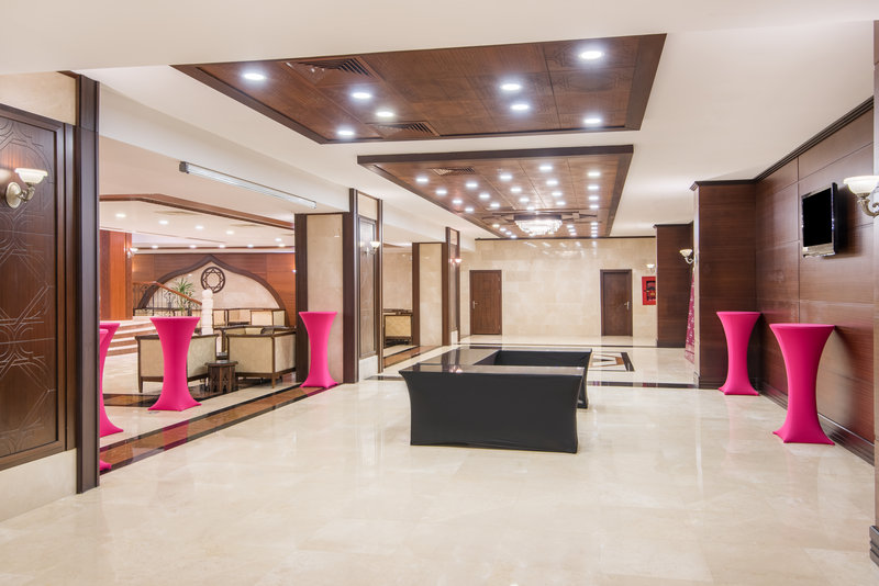 Crowne Plaza Antalya-Pre-function Area<br/>Image from Leonardo